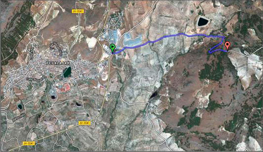 Ruta de la Serrezuela