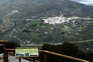 Mirador La Guardia de Jaén