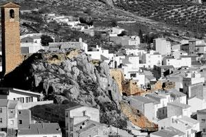 Vista General de las Murallas desde el Oeste