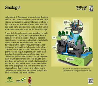 Geología de la Serrezuela
