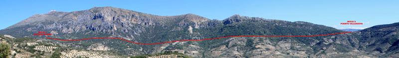 Ruta Senderismo Puerto Villanueva